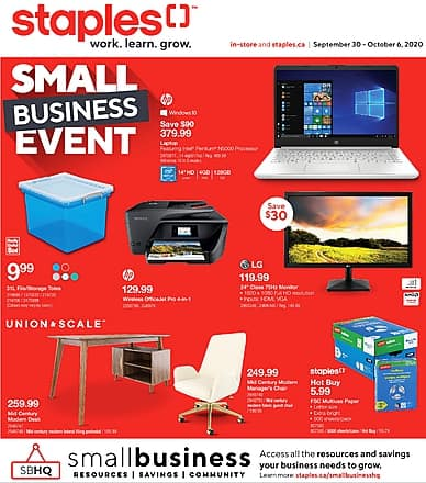 Weekly Flyer | Staples