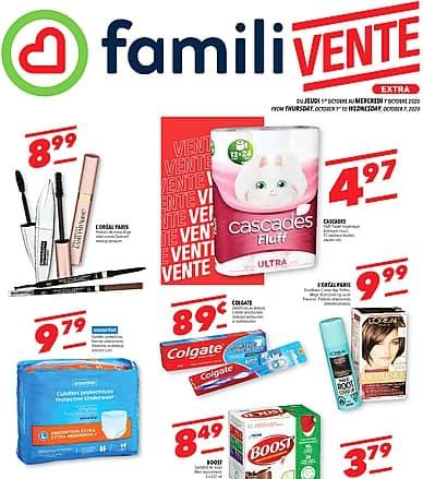 Weekly Flyer | Familiprix