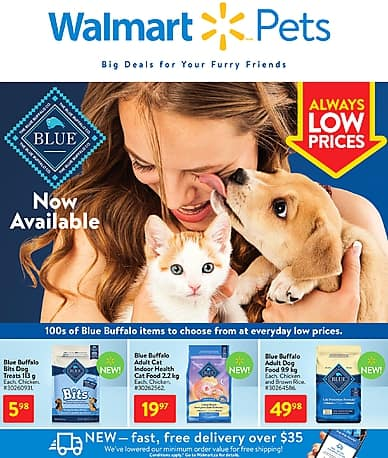 Walmart Pets | Walmart
