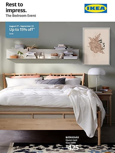 The Bedroom Event | IKEA