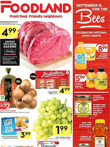 Weekly Flyer | Foodland
