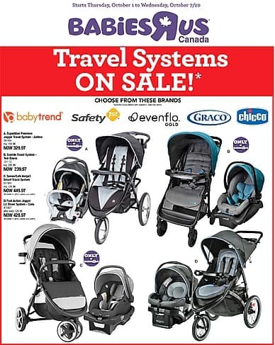"Weekly Flyer | Babies ""R"" Us"