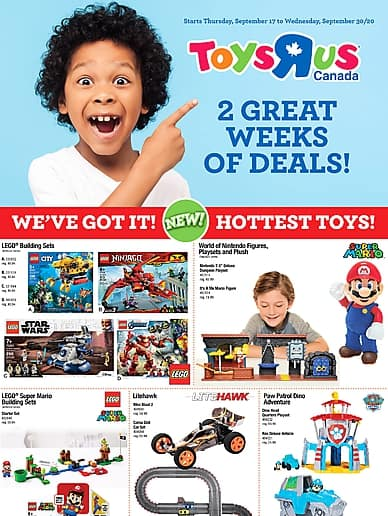 "Two-Week Flyer | Toys ""R"" Us"