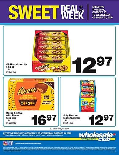 Weekly Flyer | Wholesale Club