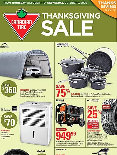 Weekly Flyer | Canadian Tire