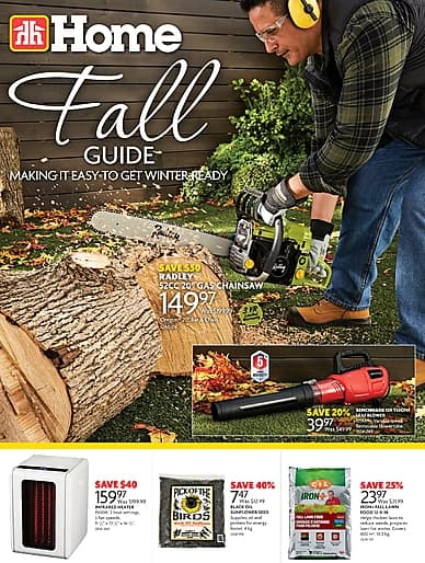 Fall Guide | Home Hardware Building Centre