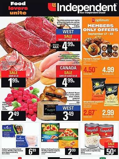 Weekly Flyer | Your Independent Grocer