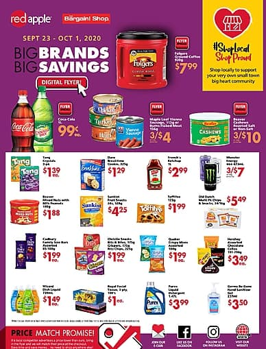 Weekly Flyer | The Bargain! Shop