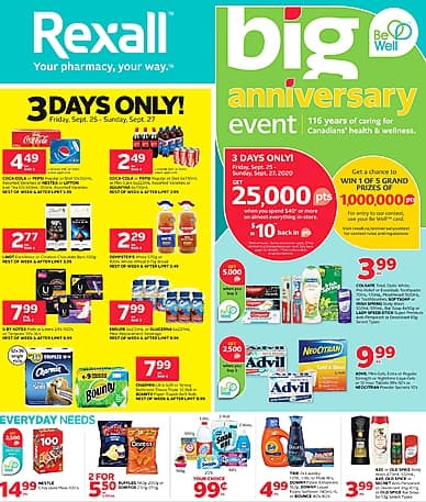 Weekly Flyer | Rexall