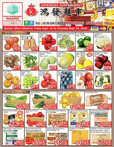 Weekly Flyer | Superking Supermarket