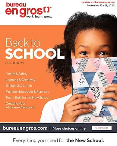 Back to School | edition #1 | Bureau en Gros