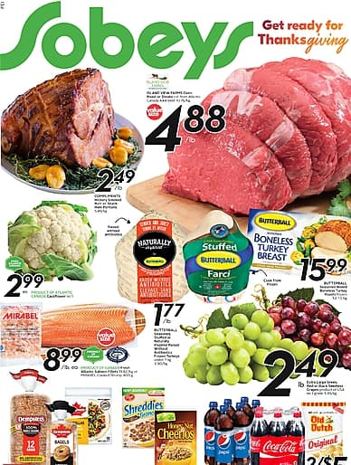 Weekly Flyer | Sobeys