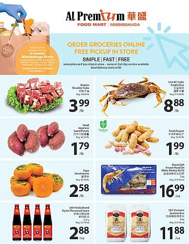 Weekly Flyer | Al Premium Food Mart