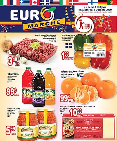Weekly Flyer | Euromarche