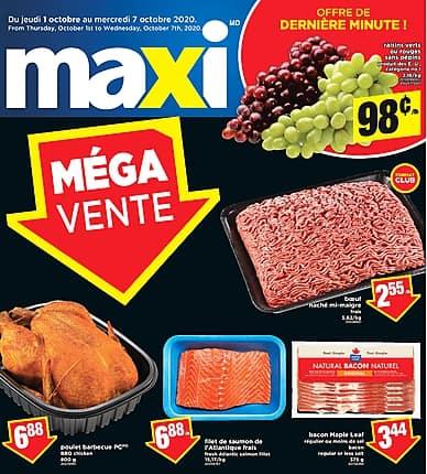 Weekly Flyer | Maxi & Cie