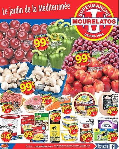 Weekly Flyer | Mourelatos