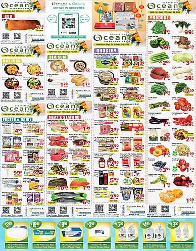 Weekly Flyer | Oceans Fresh Food Market