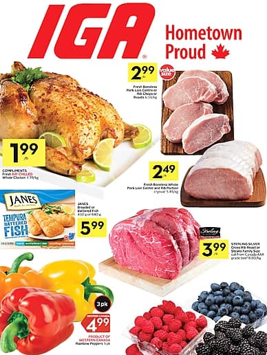 Weekly Flyer | IGA