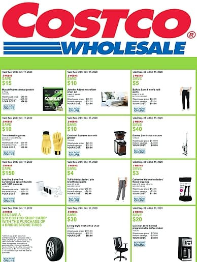 Two-Week Flyer | Costco Wholesale