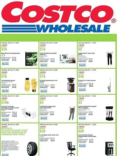 Two-Week Flyer | Costco Wholesale