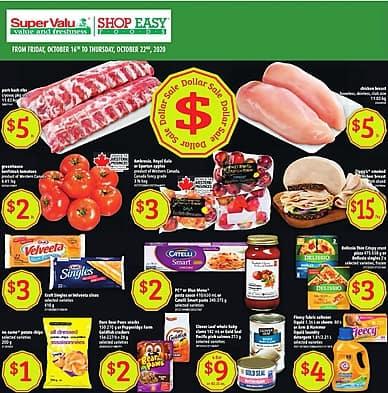 Weekly Flyer | SuperValu & Shop Easy Foods