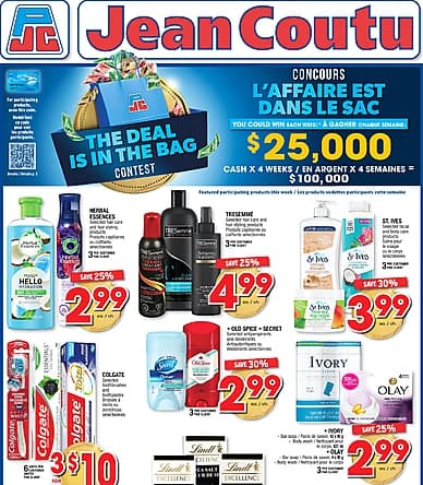 Weekly Flyer | Jean Coutu