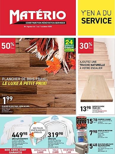 Weekly Flyer | Matério
