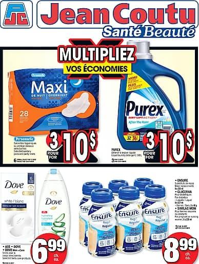 Weekly Flyer | Jean Coutu Santé Beauté