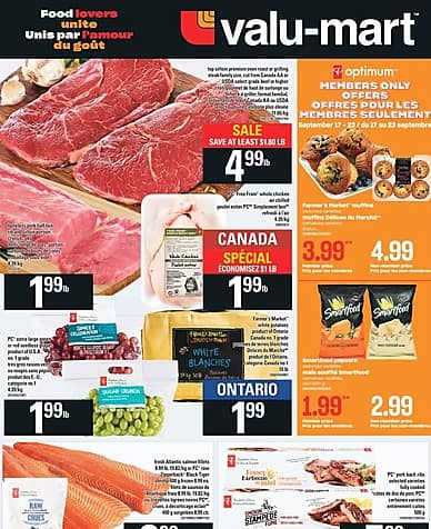 Weekly Flyer | valu-mart