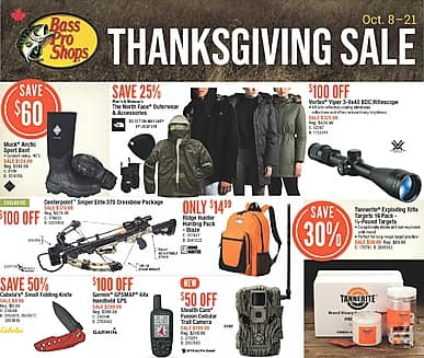 Thanksgiving Sale | Bass Pro Shops