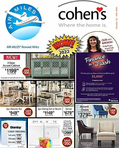 Two-Week Flyer | Cohen's