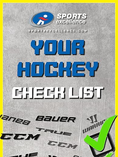 Your Hockey Check List | Sports Excellence