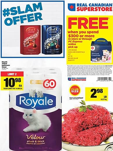 Weekly Flyer | Real Canadian Superstore