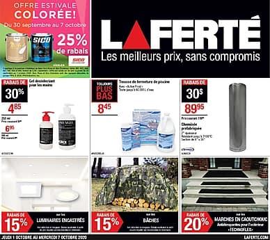 Weekly Flyer | Laferté