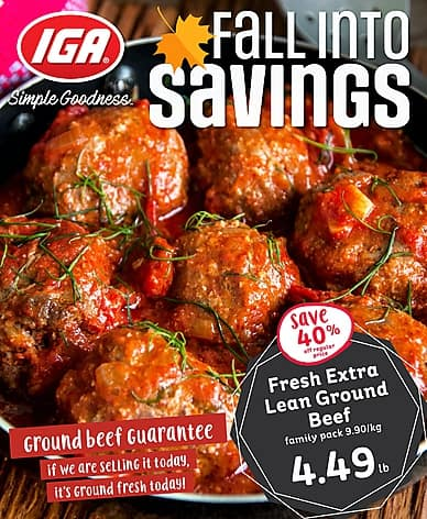 Weekly Flyer | MarketPlace IGA