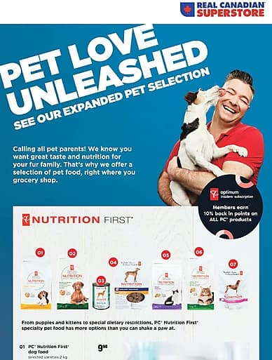 Pet Love Unleashed | Real Canadian Superstore