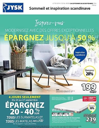 Weekly Flyer   JYSK