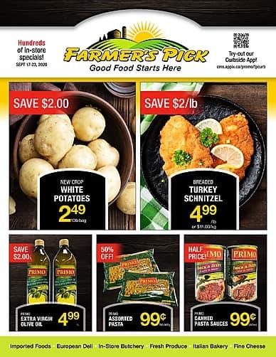 Weekly Flyer   Farmer's Pick