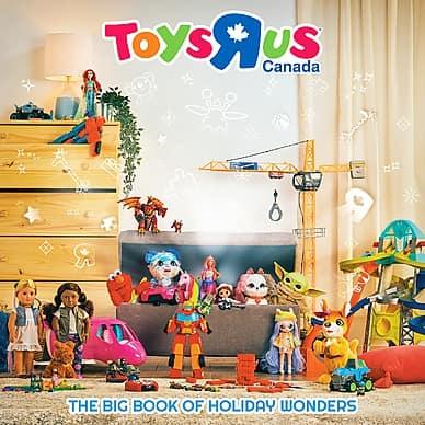 """The Big Book Of Holiday Wonders   Toys """"R"""" Us"""