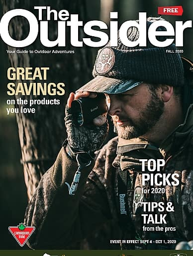 The Outsider | Canadian Tire