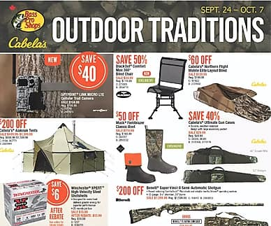 Two-Week Flyer | Bass Pro Shops