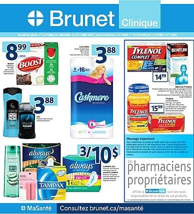 Two-Week Flyer | Brunet Clinique