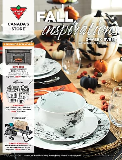 Fall inspirations | Canadian Tire