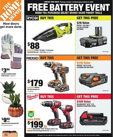 Weekly Flyer | The Home Depot
