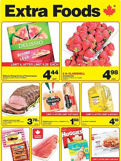 Weekly Flyer | Extra Foods
