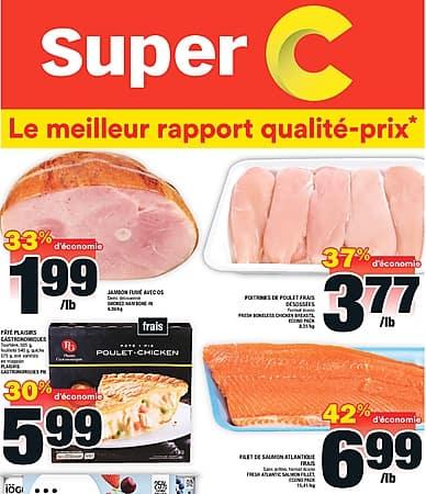 Weekly Flyer | Super C