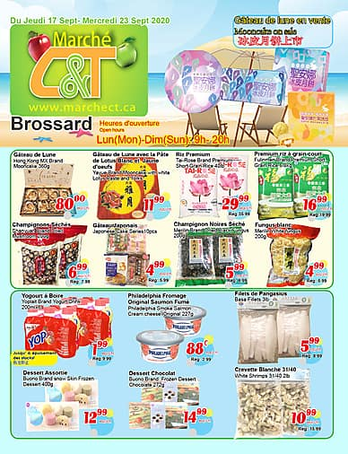Weekly Flyer | Marché C&T