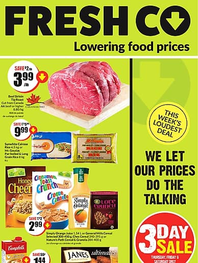 Weekly Flyer | FreshCo
