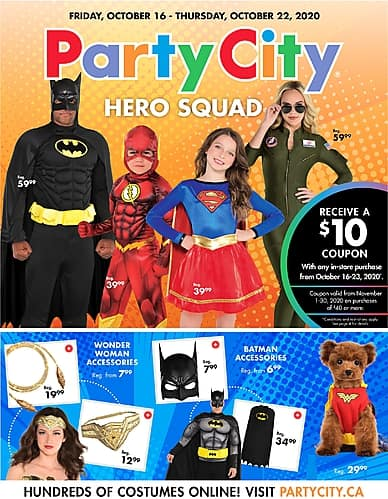 Weekly Flyer | Party City
