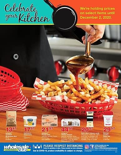 Celebrate your kitchen | Wholesale Club